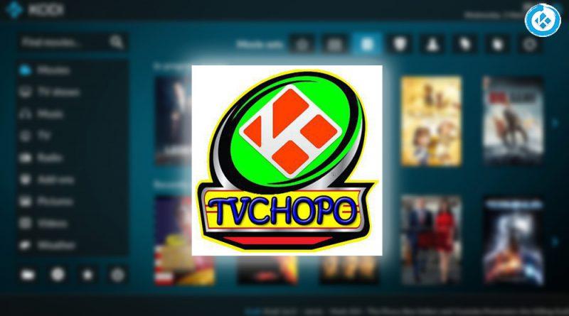 Addon TV Chopo en Kodi