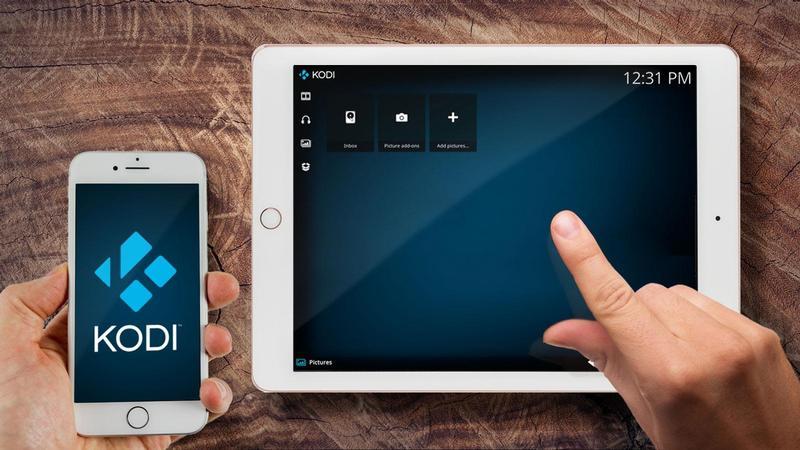Instalar Kodi en iPad